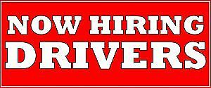 Hiring AZ Drivers - City Work