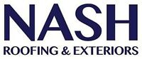 Great prices And Quality service. Nash Roofing and Exteriors