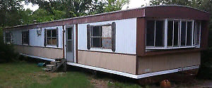 Wanted older style mobile home
