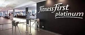 Fitness First Platinum @ $56 per fortnight
