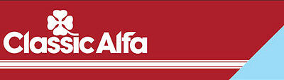 Classic Alfa Clearance Shop