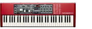 Nord Electro 4D 61k Waterfall with Gator case until march 25