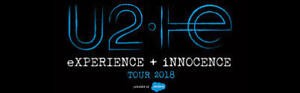 U2 Experience + Innocence Tour (spectacle affiche complet)