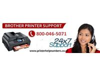 How to install colored ink cartridge on brother printer?