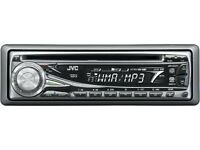 JVC KD G331 Car radio without fascia/front