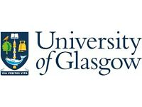 WANTED: 1st/2nd/3rd year Glasgow Uni Student to set up uni fundraising group/society for MARIE CURIE