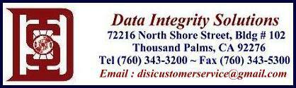 Data Integrity Solutions