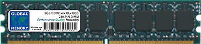 2 Go DRAM DIMM Mémoire RAM POUR CISCO 2901/2911/2921 routeurs (mem-2900-2gb)