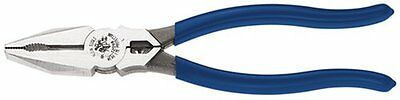 Klein Tools 12098 8 Universal Side Cutting Pliers - Connector Crimping