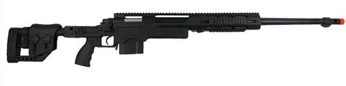 Well PSG-1 Spring Bolt Action Air Soft Sniper Rifle