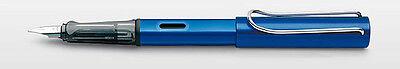 Lamy Al-Star Ocean Blue Fountain Pen - model L28F - New