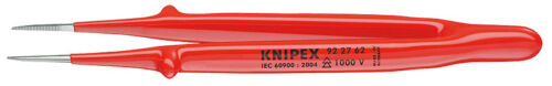Knipex 922762 Precision Tweezers Insulated 6 In