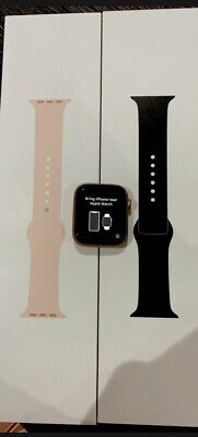 apple watch series 5 44mm (Rose Gold)