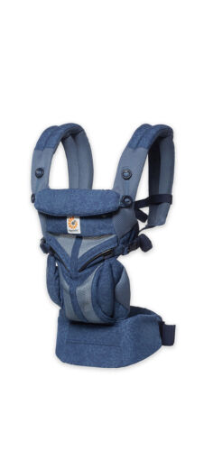 Ergobaby Omni 360 Cool Air Mesh Baby Carrier, All Positions