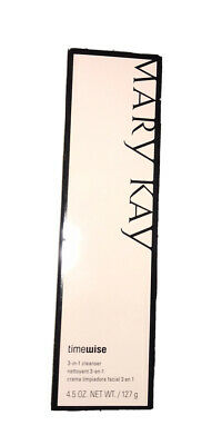 NIB Mary Kay TimeWise 3-In-1-Cleanser Combination to Oily Skin -discontinued!