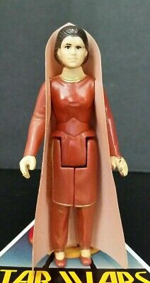 Vintage Star Wars Bespin Princess Leia Organa Kenner Action Figure Hong Kong