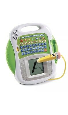 Kids Mr Pencils LeapFrog Scribble and Write Writing Toy Learning Game System