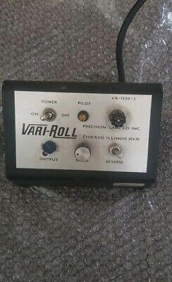 Vari-roll Gear Measuring System Tester Vr1500-2