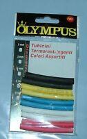 10 Tubicini Tubetti Guaina Termorestringente Olympus Diametro 5 Mm - olympus - ebay.it