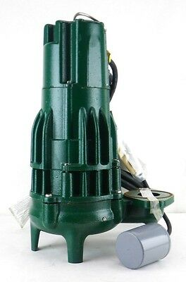 Zoeller F188-f 1-12 Hp 2 Npt Discharge 230 Volt 3 Ph Submersible Pump