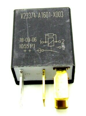 Te Connectivity V23374-a1601-x003 Micro Relay M3 Spst 30a 12v