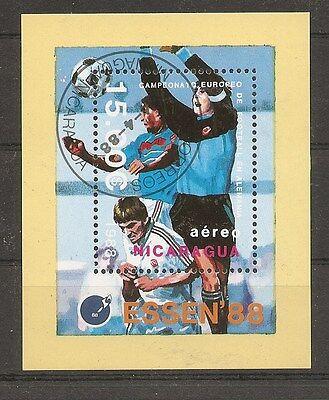 Nicaragua SC # 1700 Essen,88. Precancel.  MNH