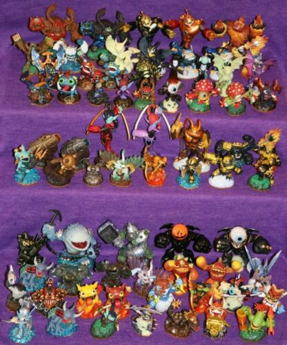 SKYLANDERS GIANTS SERIES FIGURES FIGURE FREE SHIPPING BUY 4 GET 1 FREE