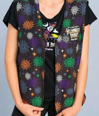 Theme Halloween Party (DISNEY THEME PARKS Mickey's Not So Scary Halloween Party Light Up Vest L/XL)