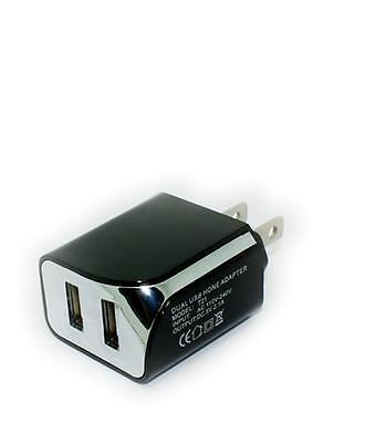 Home Wall AC Charger USB Adapter for ATT Cingular Alcatel Flip 2 40440, Tetra Cingular Adapter