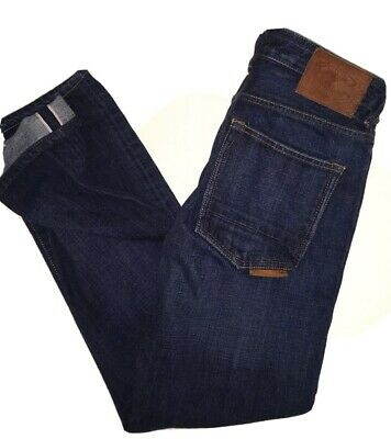Natural Selection Smith Slim Selvedge Jeans 32x32
