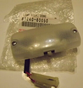 TOYOTA-LANDCRUISER-INTERIOR-LIGHT-SUIT-75-79-SERIES-UTE-BRAND-NEW-GENUINE