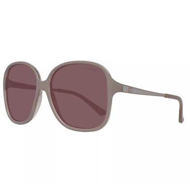 Guess Sunglasses Gu7462 59f 58 Women's Grey