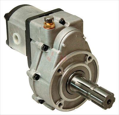 917694 Hydraulikpumpe mit Zapfwellenantrieb Pumpe Zapfen
