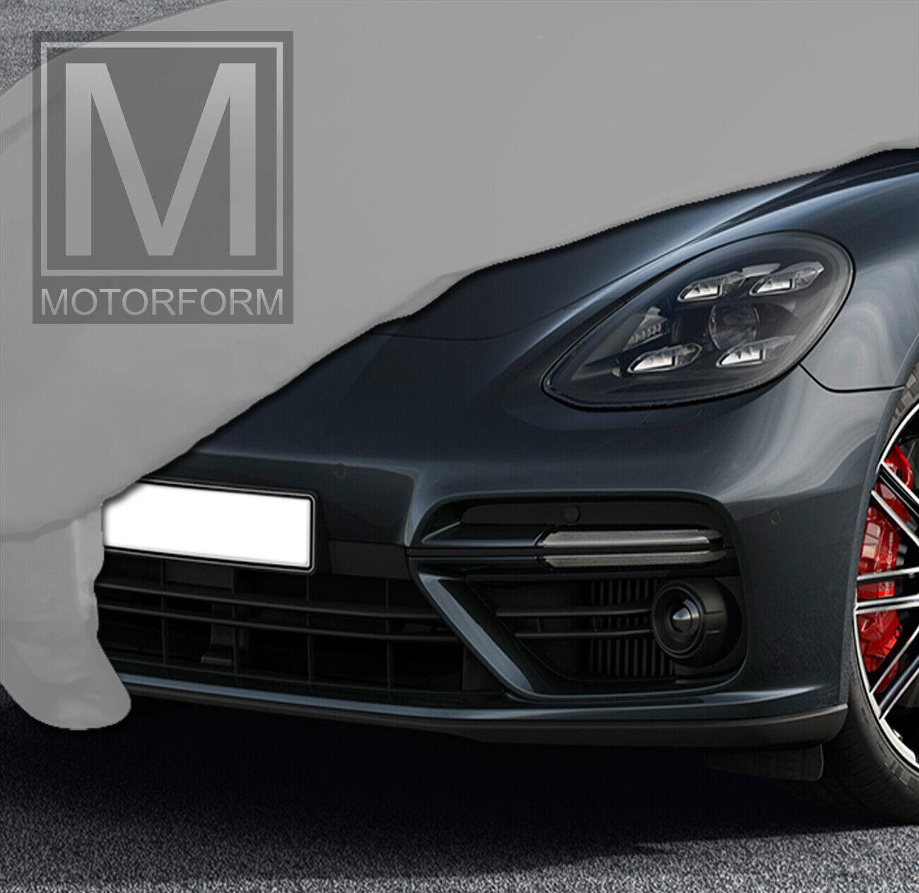 Porsche Panamera muy garaje coche car cover espejo bolsillos polvo funda protectora suave