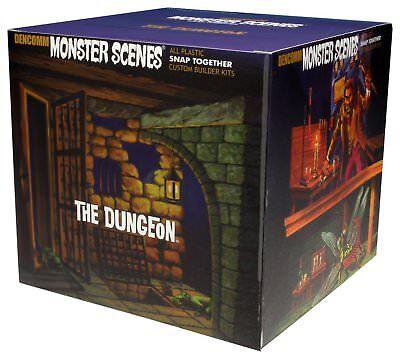 Monster Scenes Model Kit the Dungeon by Dencomm