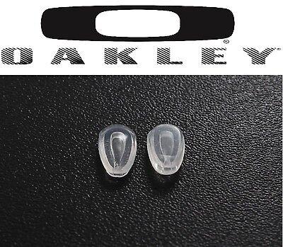 2x Oakley Replacement Air Tech Oakley NOSE PADS CROSSHAIR DAISY CHAIN Sunglasses