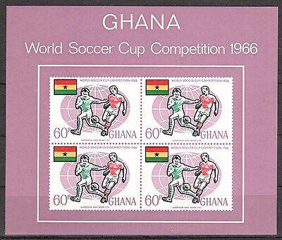 Ghana Michelnummer Block 22 postfrisch  ( Übersee : 752 )