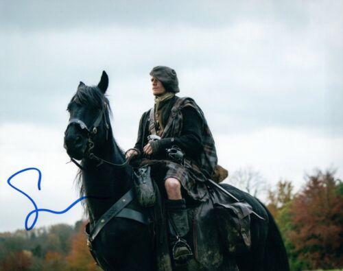 Sam Heughan Signed Autographed 8x10 Photo Outlander COA VD