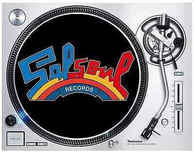 Salsoul Records DJ Slipmat - New York Disco Jocelyn Brown Orchestra Technics