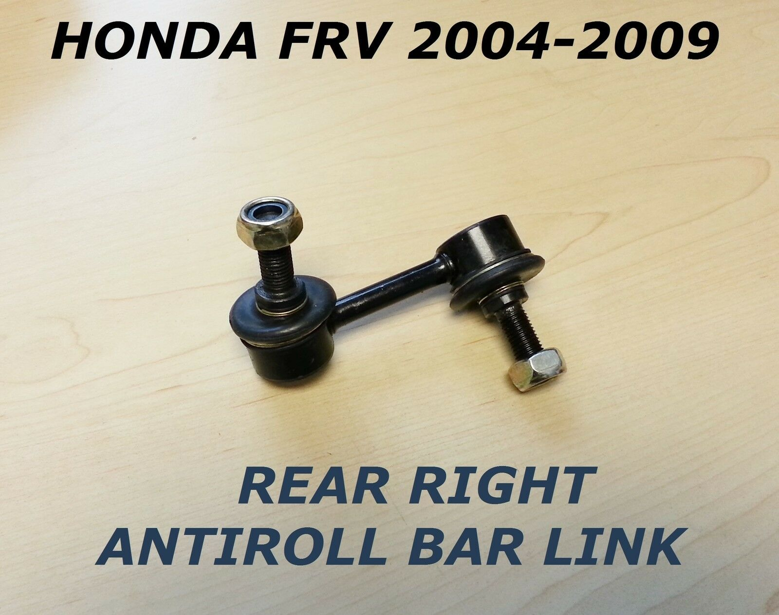 FITS HONDA FR-V FRV 2004-2009 REAR LEFT /& RIGHT STABILISER LINK DROP BARS