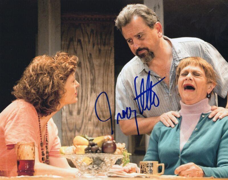 Tracy Letts signed 8x10 Photograph w/COA Homeland TV Show Andrew Lockhart #1