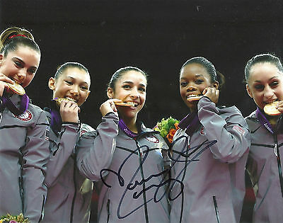 Mckayla Maroney Olympic Gymnastist 12 Olympic Gold Signed 8X10 Picture  Coa 3