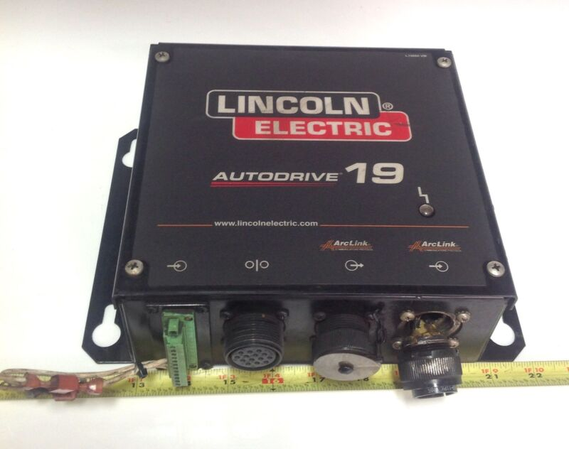 Lincoln Electric Autodrive 19 Controller 11730 / K3004-1
