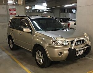 Nissan X-trail 2004 Manual Bondi Eastern Suburbs Preview