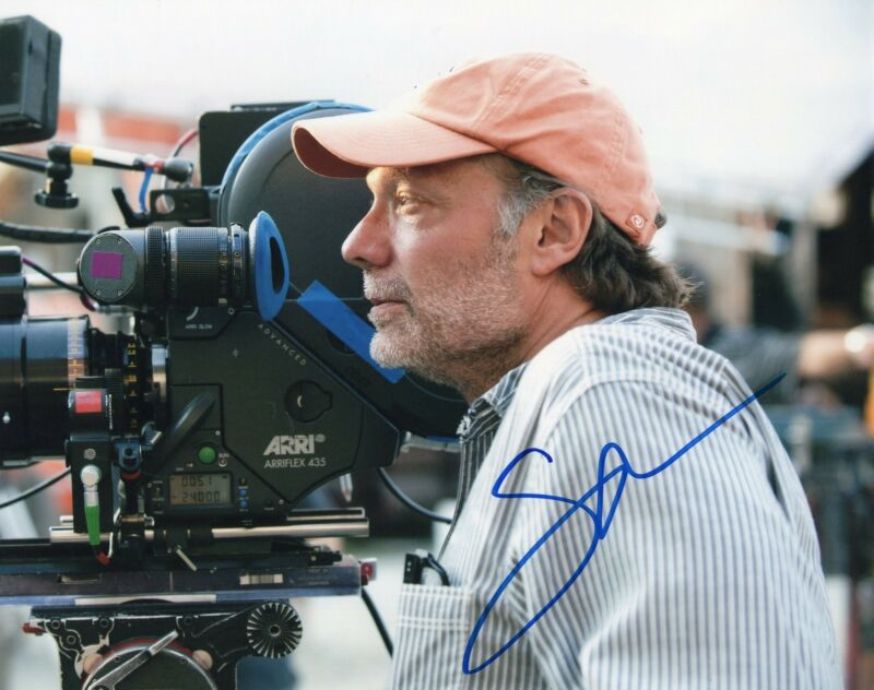Gregory Nicotero The Walking Dead Signed 8x10 Photo w/COA Director #5