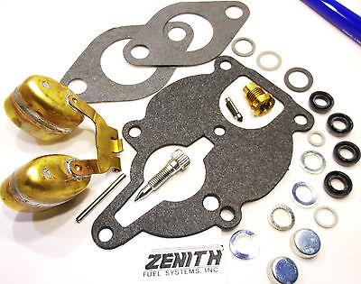 Carburetor Kit Float Fit Baker Forklift Continental Engine Y112 13822 114110 S43