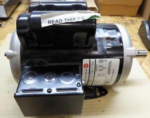 US Motors Emerson 5HP Air Compressor Motor D5CM1K14