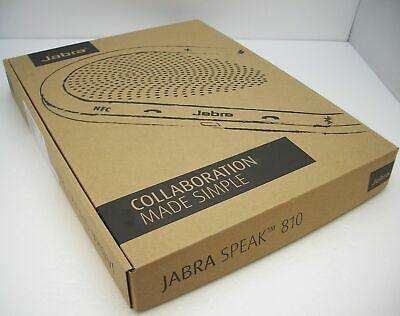 Jabra Speak 810 MS USB / Bluetooth Wireless Speakerphone for Microsoft Lync MOC for sale  Shipping to India