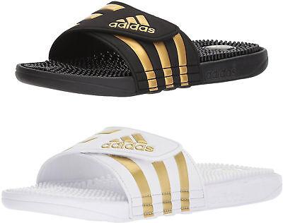 adidas Men's Adissage Sport Sandal Slides, 2 Colors