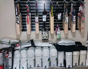 Cricket gear SS, TON, MRF, SF,  SG, CA at best prices guarantee. Hoppers Crossing Wyndham Area Preview